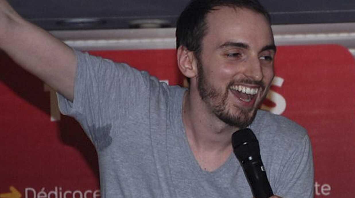 PHOTOS Christophe Willem en showcase pour Caféine