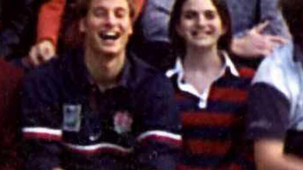 PHOTOS Prince William – Kate Middleton à la fac