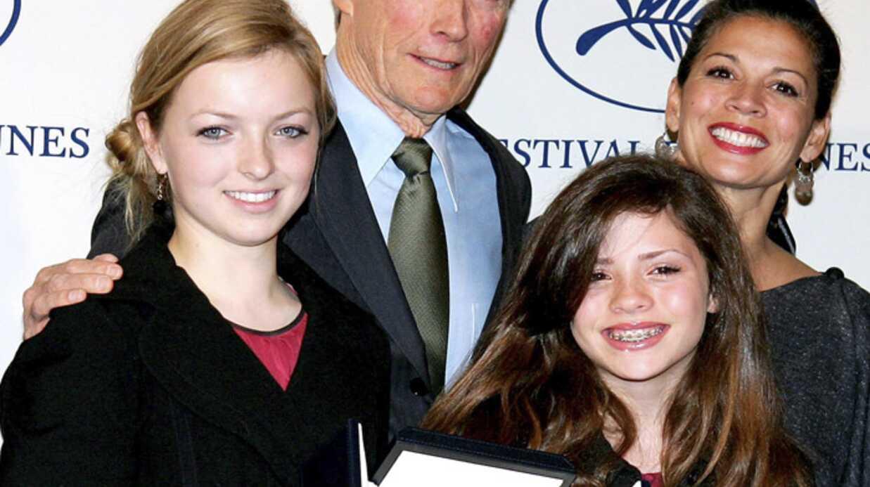 PHOTOS Clint Eastwood et sa première Palme d'or