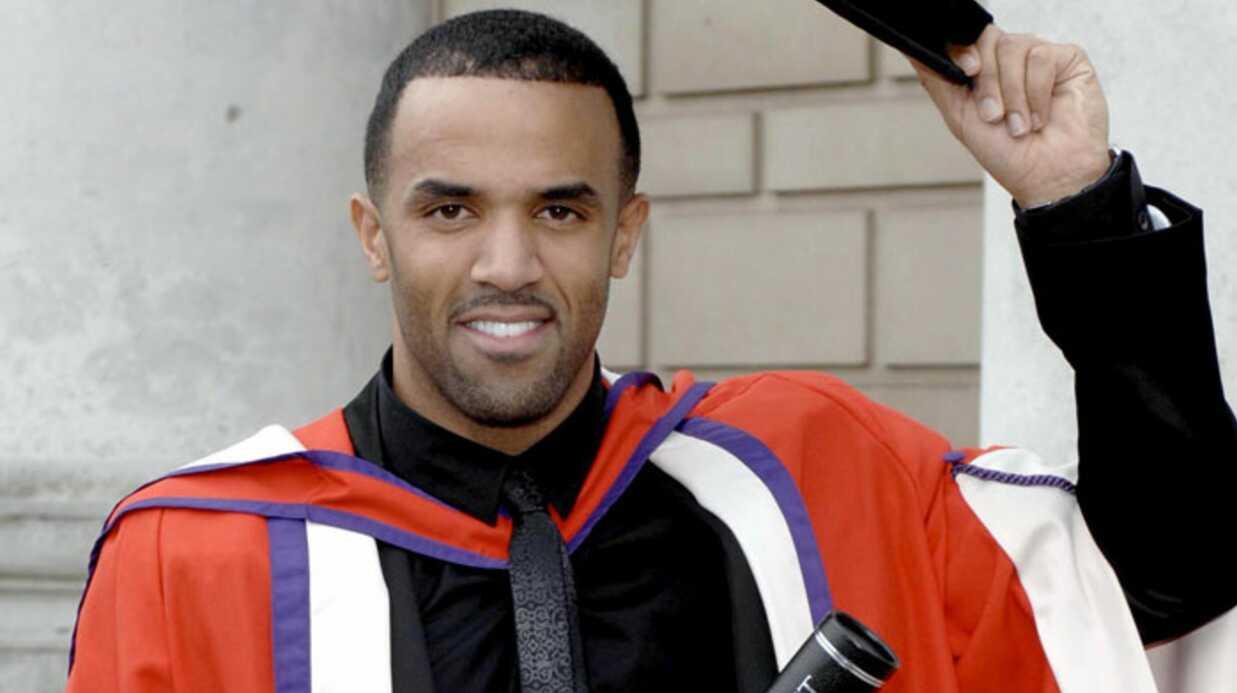 Craig David diplômé de l'université de Southampton