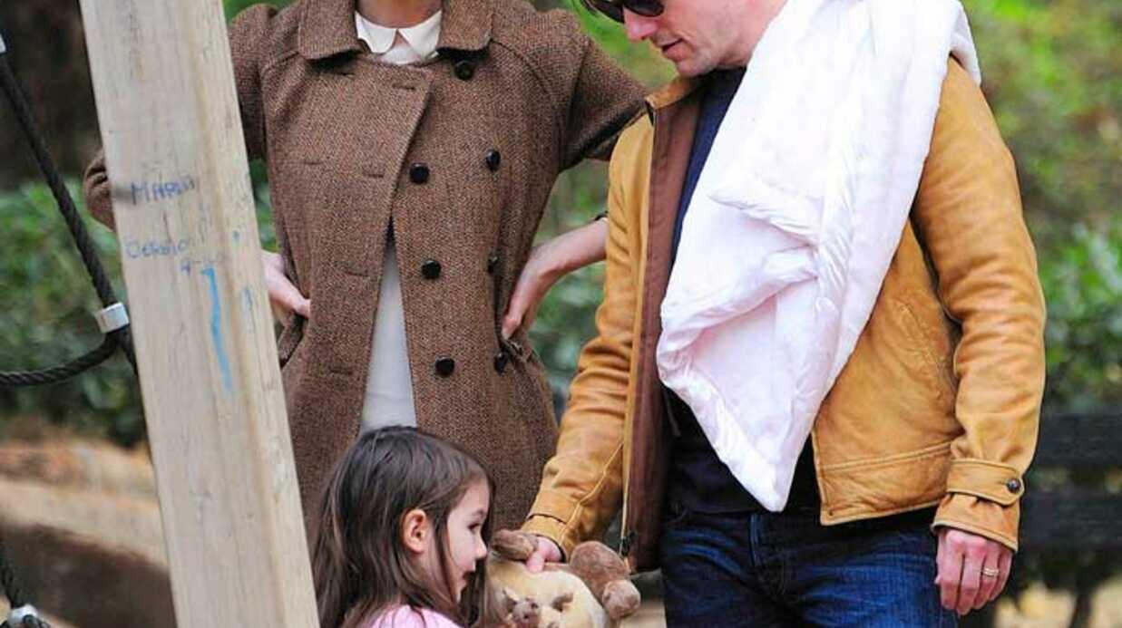 Katie Holmes: 75 milions $ pour un 2ème bébé avec Tom Cruise