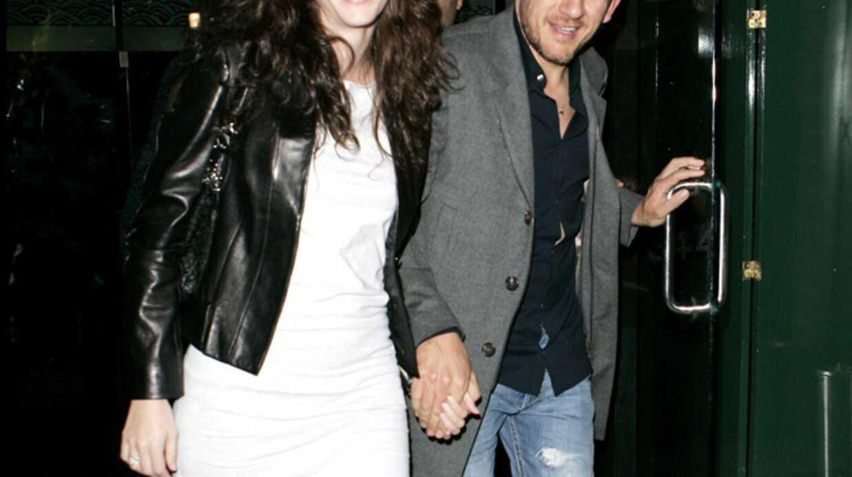 PHOTOS Dany Boon et sa femme chez Mr Chow avec Audigier