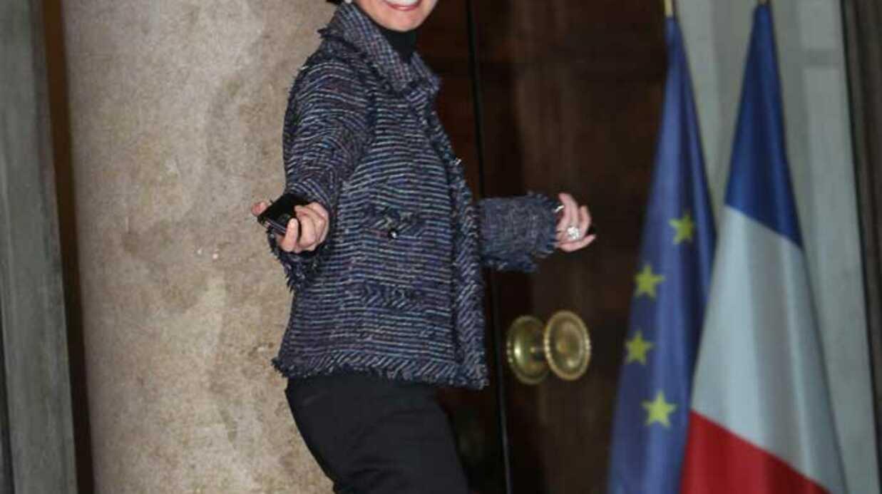 PHOTOS Dany Boon invite ses proches à l'Elysée