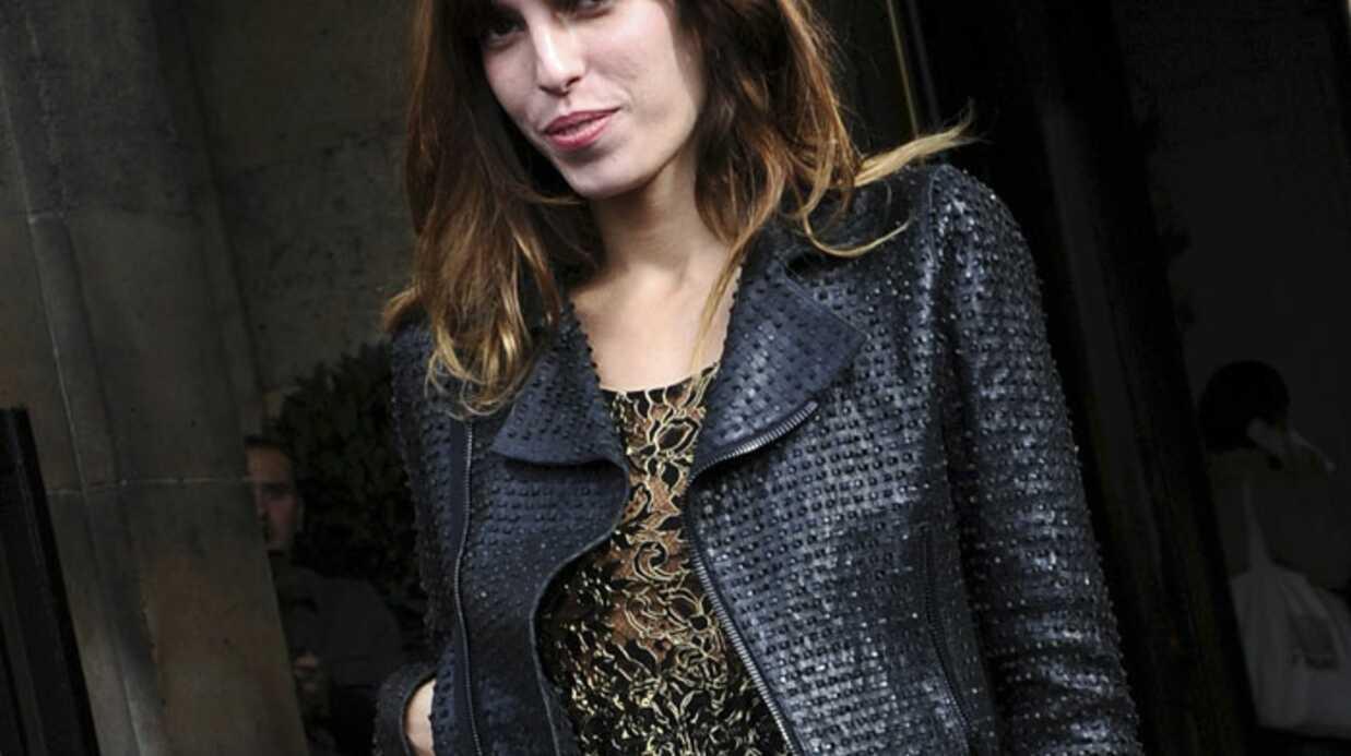 Fashion week: les people au défilé Balenciaga
