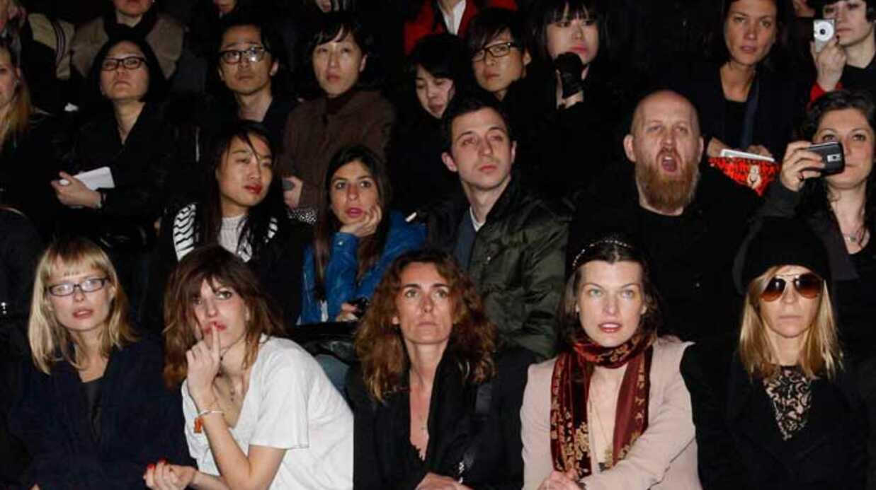 PHOTOS – Les people au défilé Nina Ricci