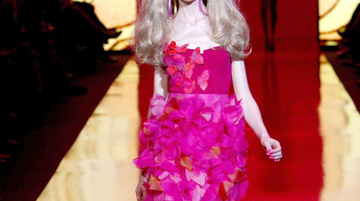 PHOTOS Défilé Barbie pour ses 50 ans