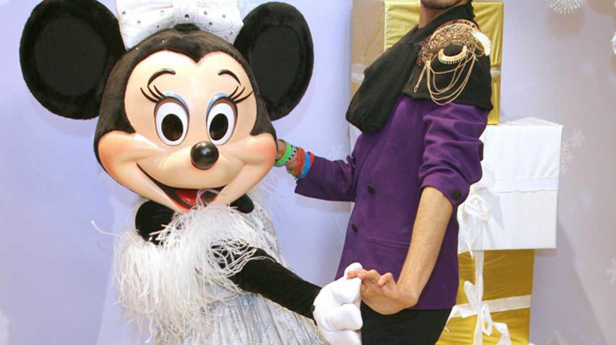 Shannen Doherty entourée de people à Disneyland Paris (Photos)