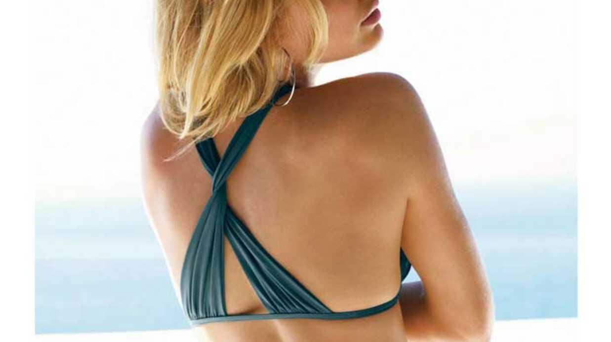 PHOTOS Doutzen Kroes est sexy en Victoria's Secret