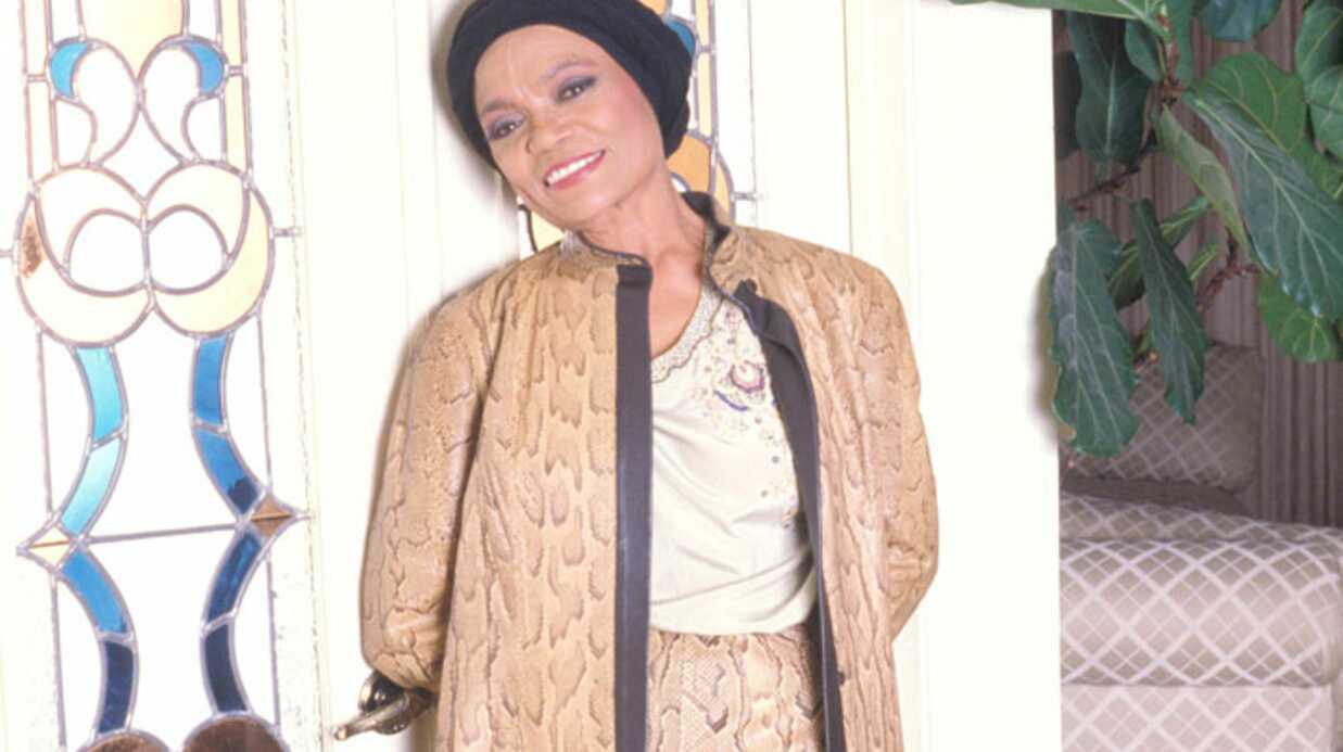 PHOTOS  Mort d'Eartha Kitt le 25 décembre dernier