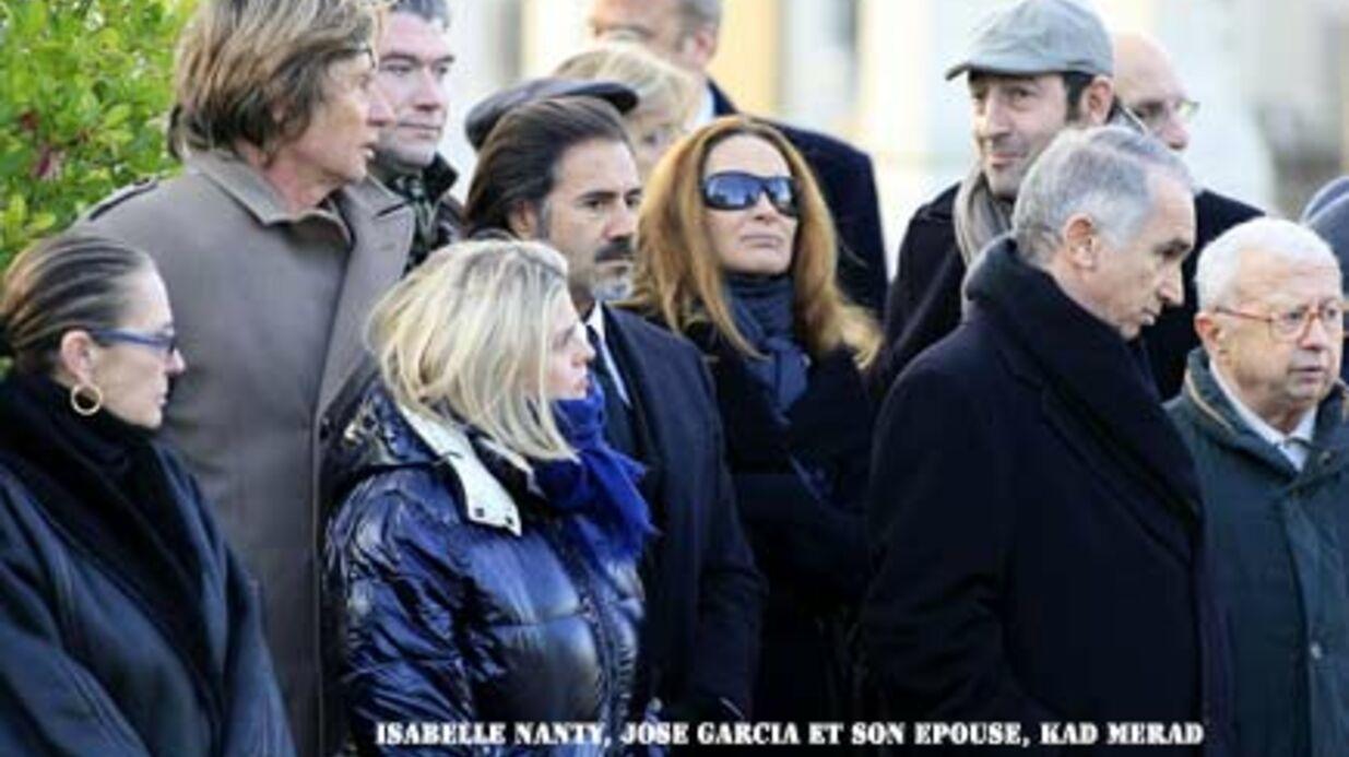 PHOTOS Obsèques de Claude Berri