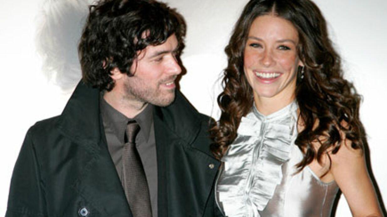 PHOTOS Evangeline Lilly et Romain Duris au cinéma