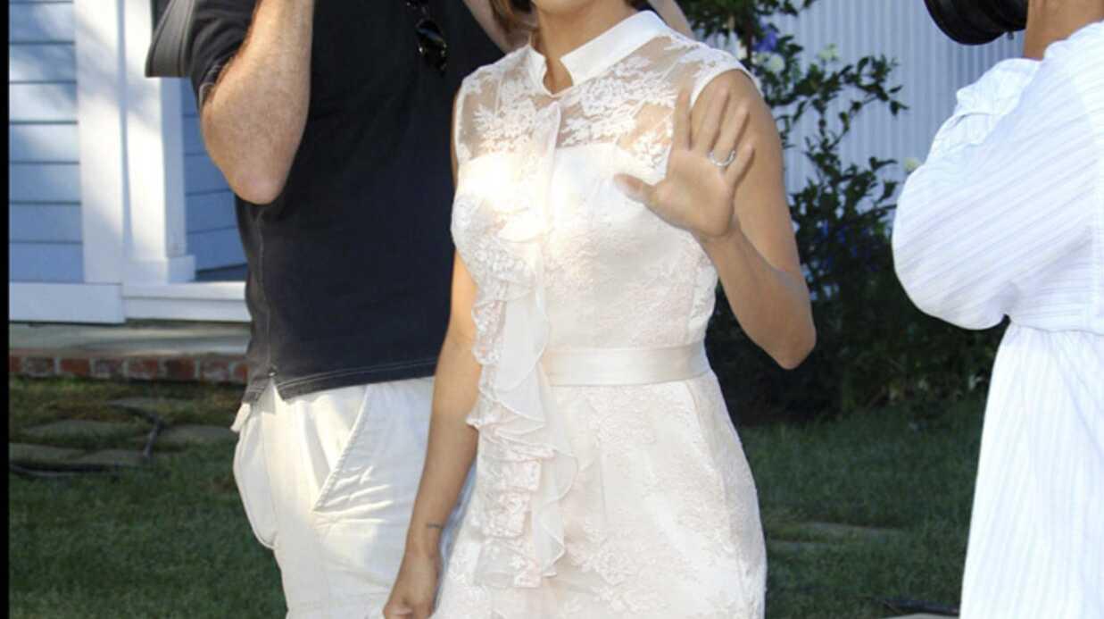 Eva Longoria annonce les nominés pour les ALMA Awards.