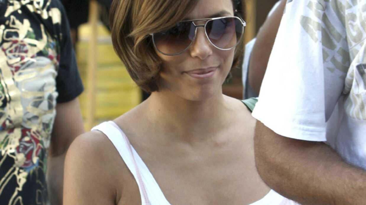 Eva Longoria s'est offert une nouvelle coupe de cheveux