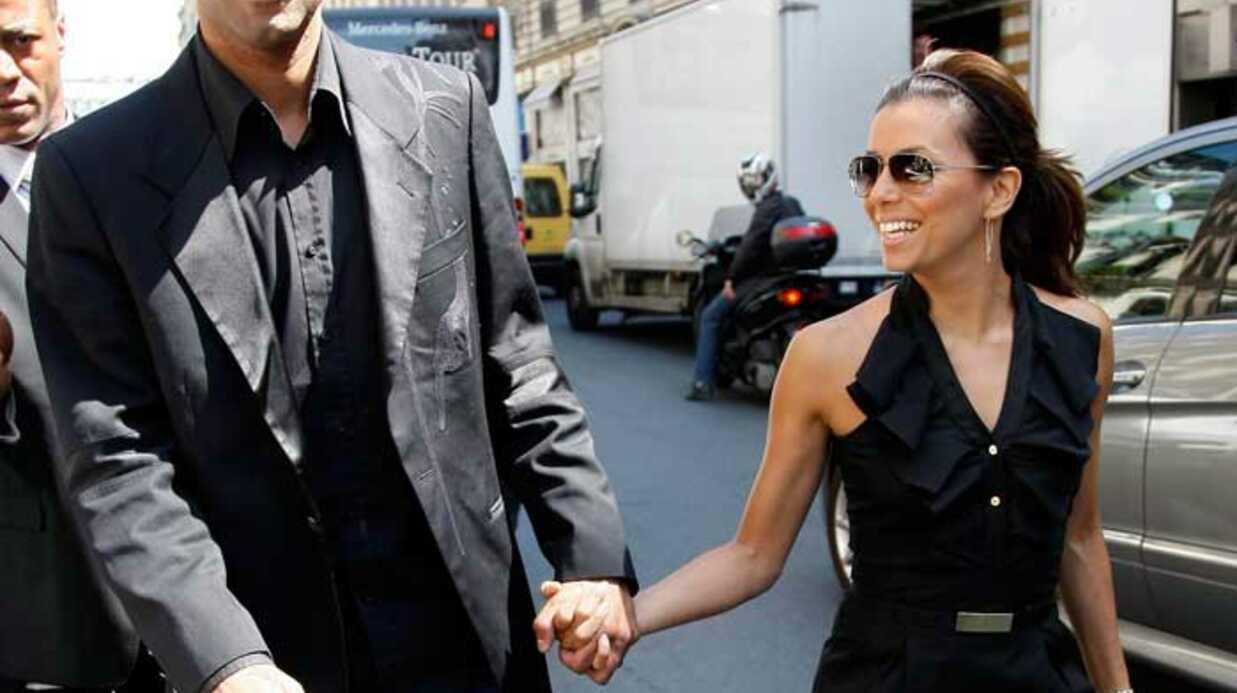 PHOTOS Eva Longoria et Tony Parker inséparables à Paris