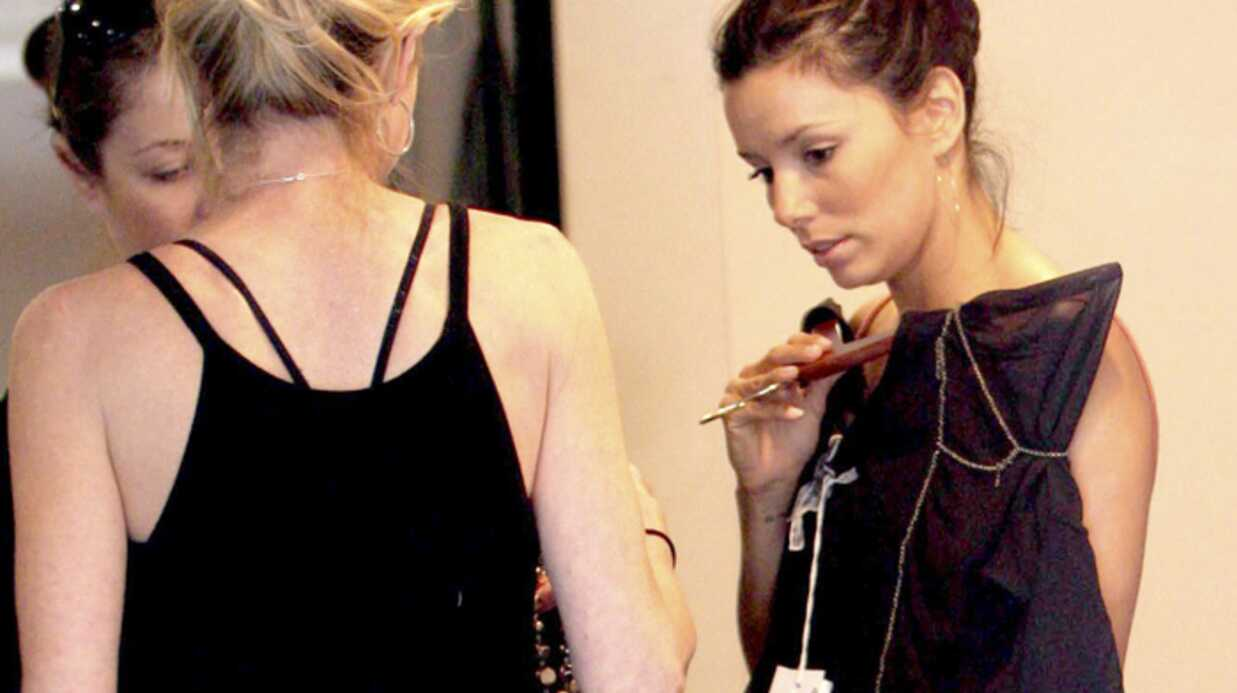 Eva Longoria Une nouvelle garde-robe