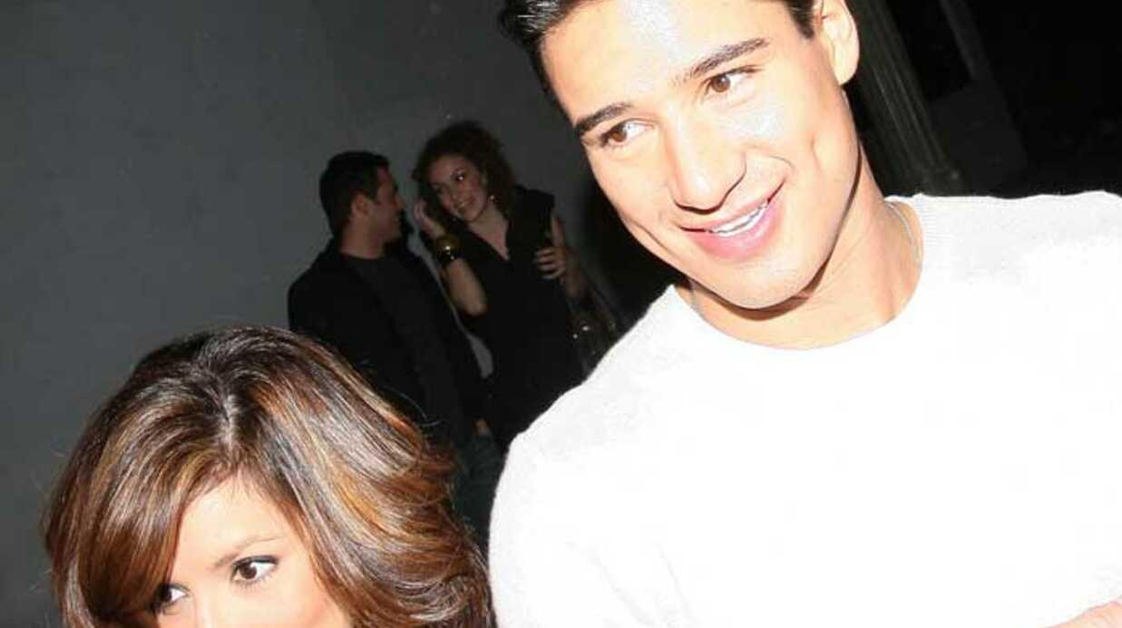 PHOTOS Eva Longoria est toujours très proche de Mario Lopez