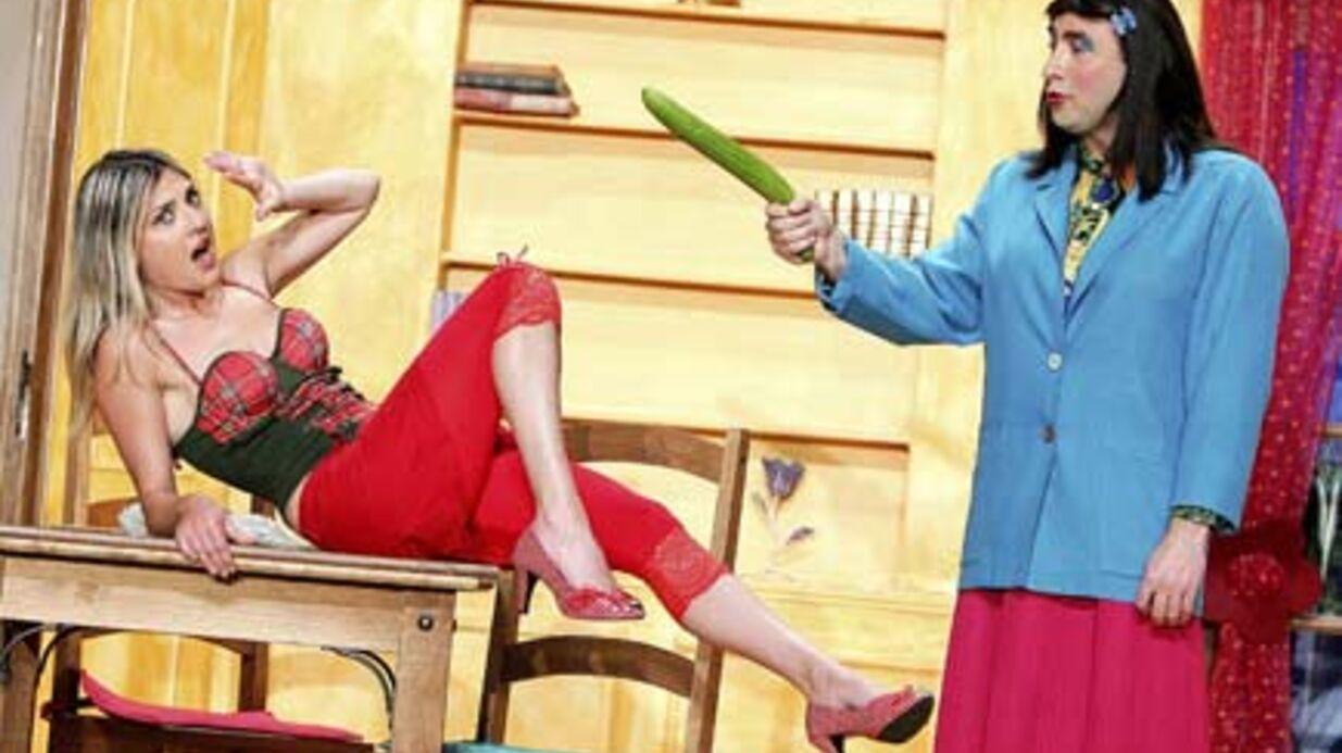 PHOTOS Eve Angeli très hot dans le clan des divorcées