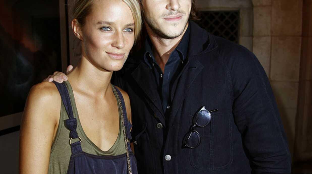 Vanessa Paradis et Gaspard Ulliel chez Karl Lagerfeld