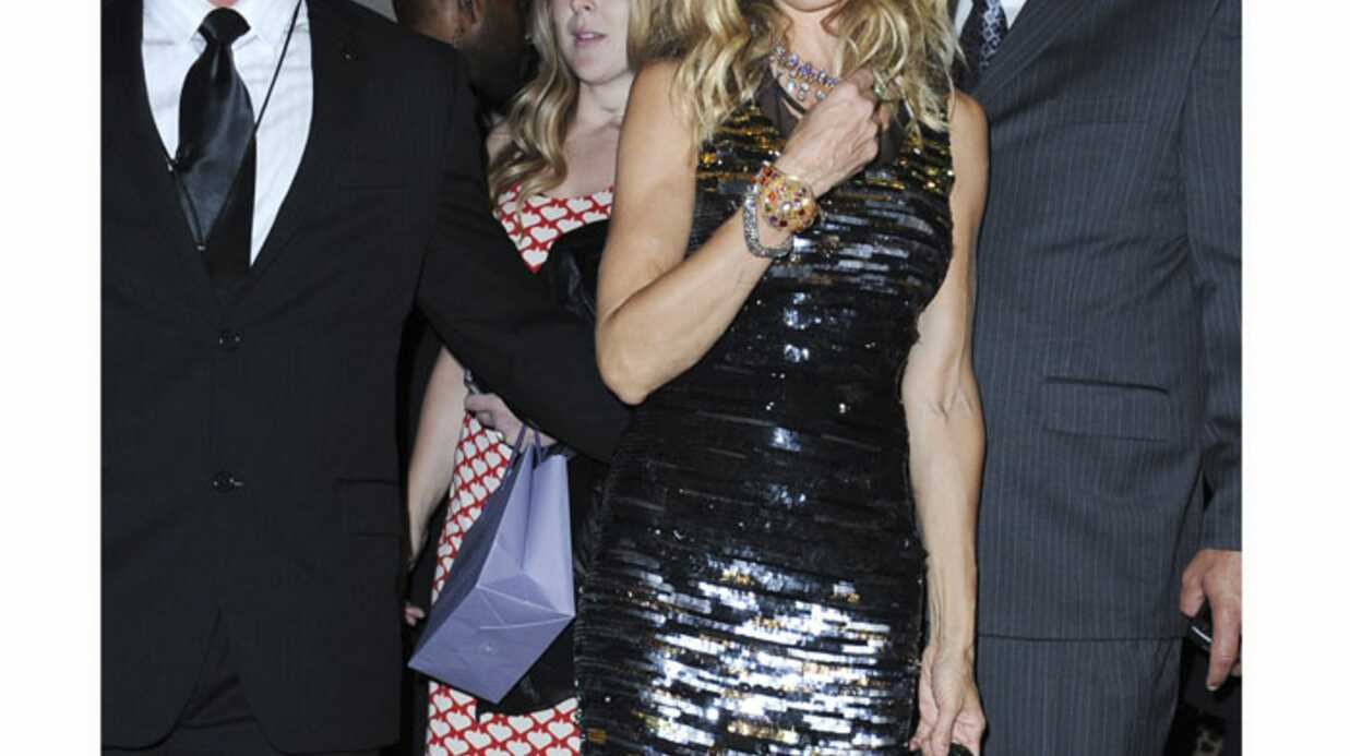 PHOTOS Fashion Night à NY: des stars forcément très mode