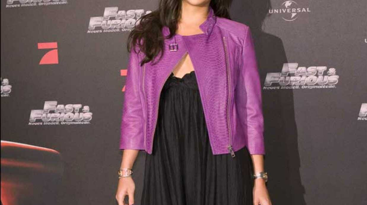 PHOTOS Michelle Rodri­guez se lâche pour Fast and Furious