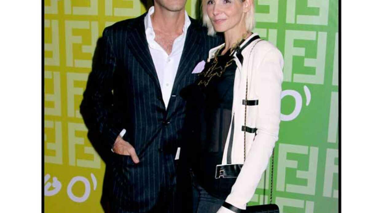 PHOTOS Fashion Week: soirée Fendi au VIP Room de Paris