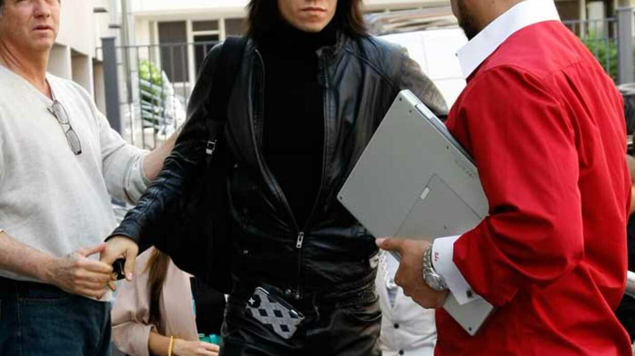 PHOTOS  Fergie à Paris avec les Black Eyed  Peas