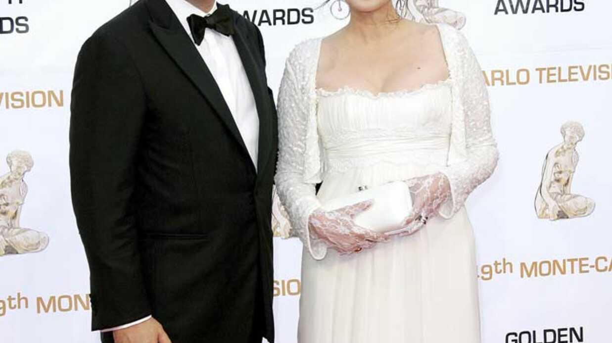 PHOTOS Isabelle Adjani a rejoint Albert de Monaco pour clôturer le festival de Monte Carlo