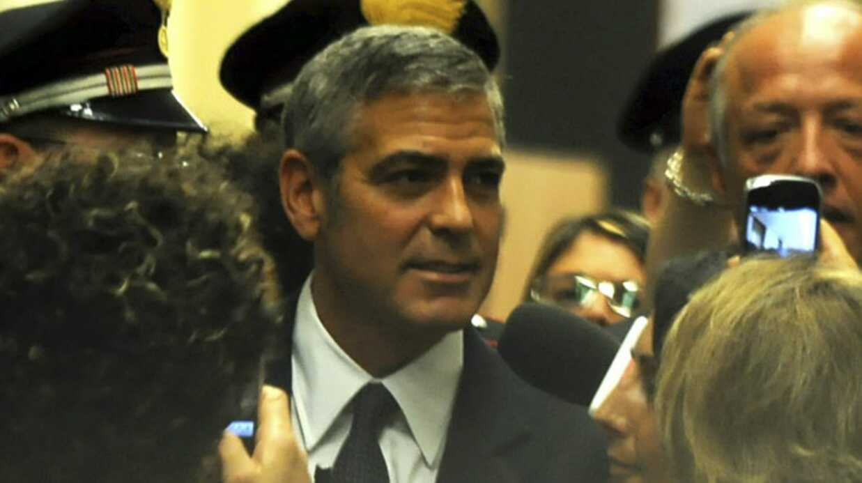 PHOTOS George Clooney: émeute au tribunal