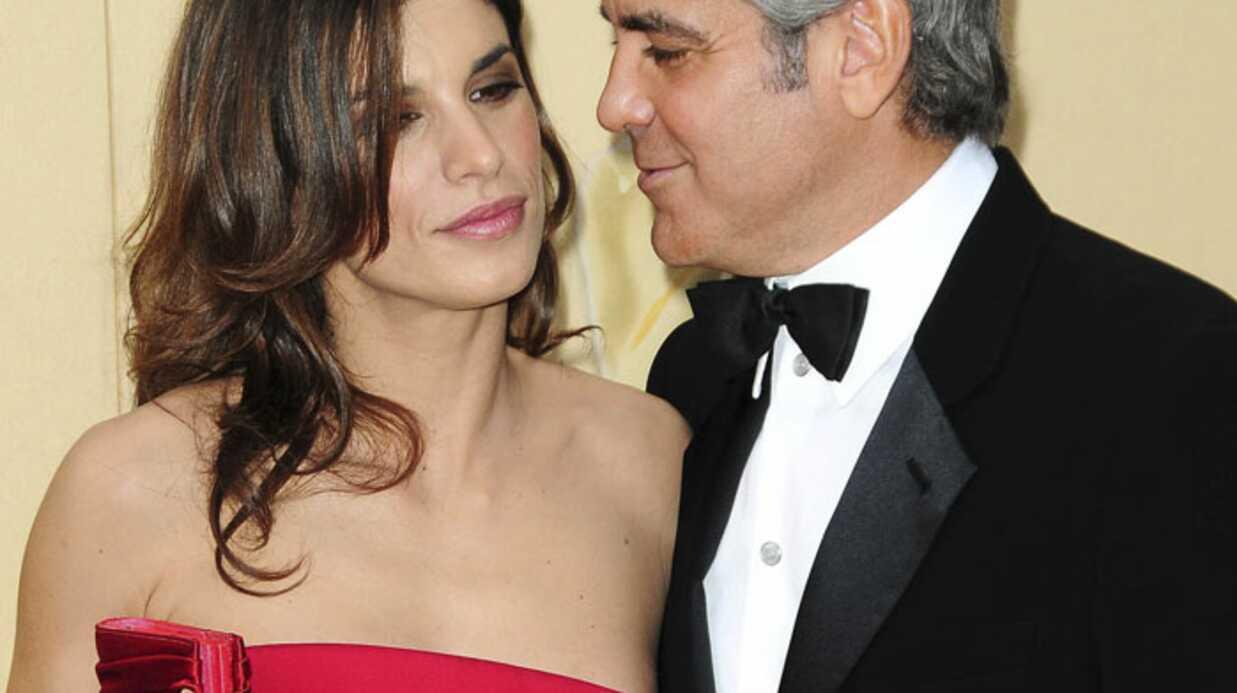LOOK Oscars 2010: George Clooney et Elisabetta Canalis sublimes