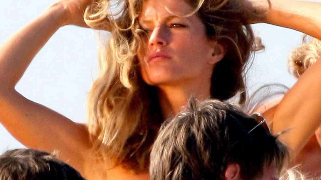 Gisele Bunchen: plus sexy que jamais