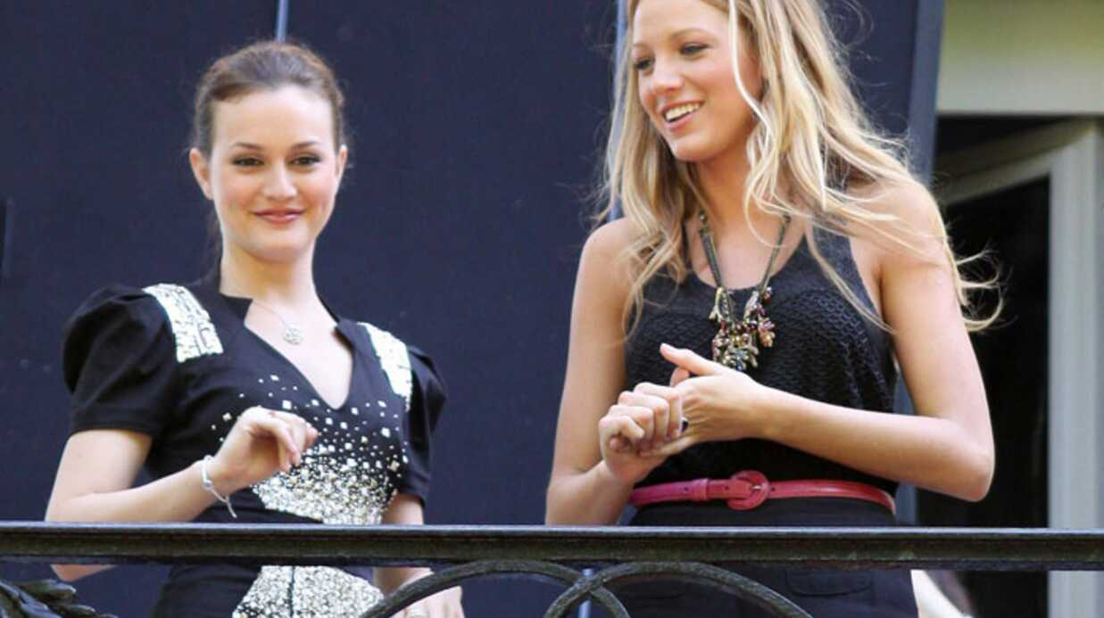 PHOTOS 4ème jour de tour­nage de Gossip Girl à Paris