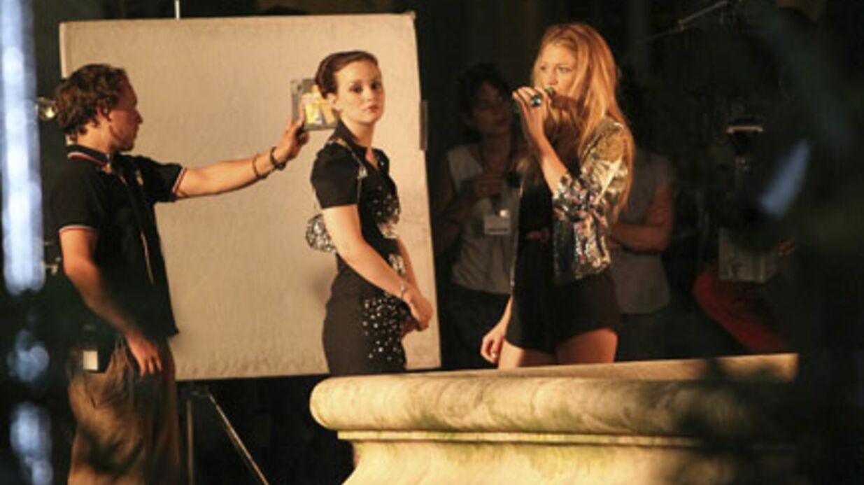 PHOTOS Gossip Girl: dernier jour de tournage à Paris