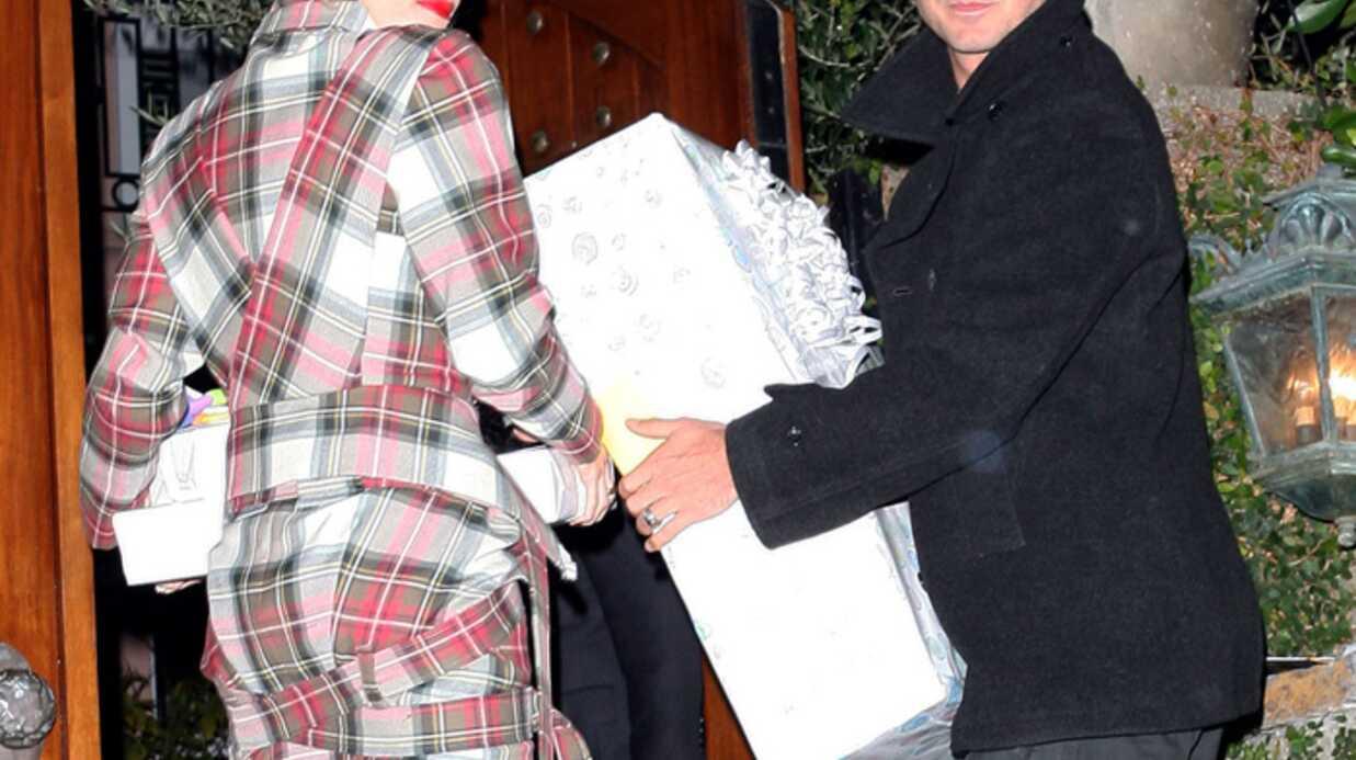 Gwen Stefani Pour Christina, elle met le paquet!