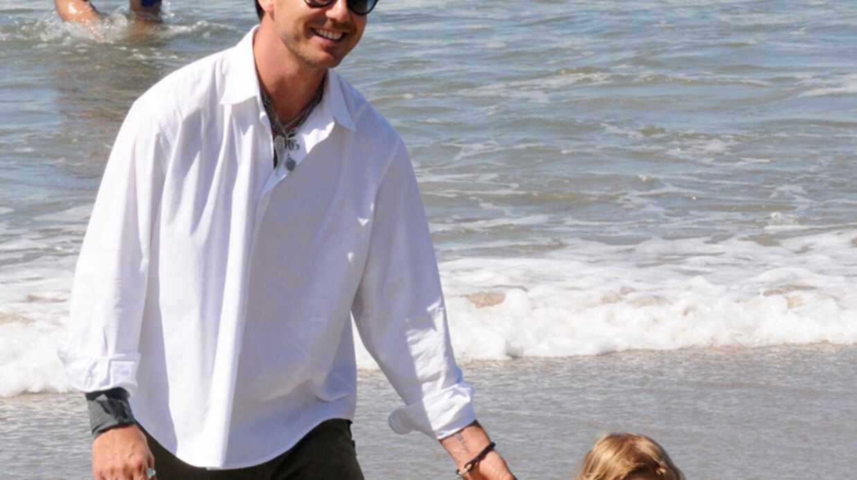 Gwen Stefani C'est l'amour à la plage…