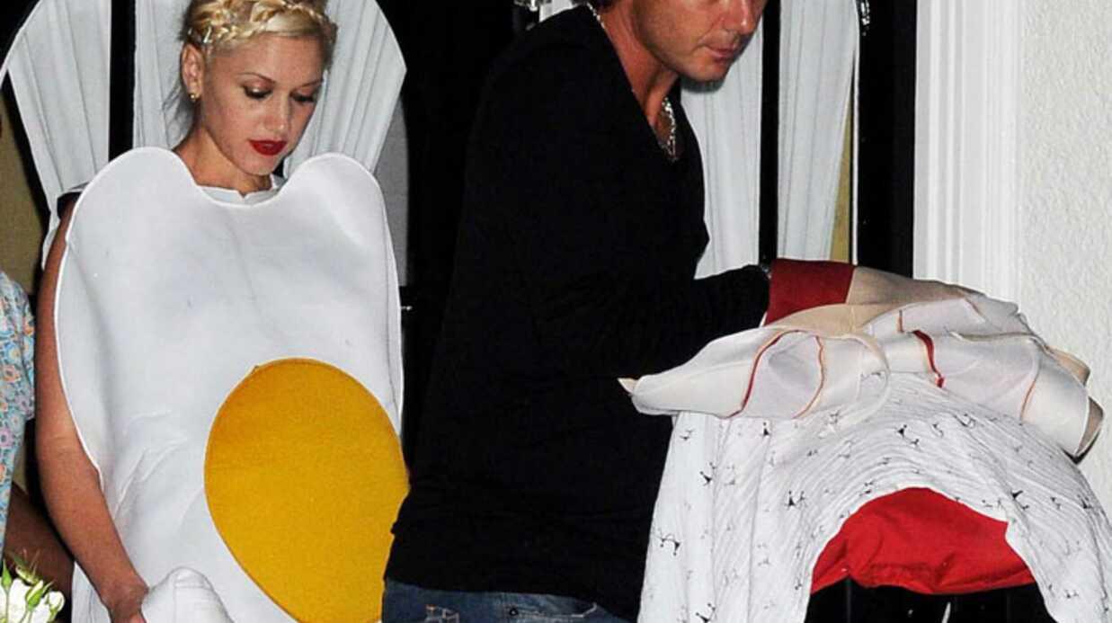 Gwen Stefani a choisi son déguisement d'Halloween