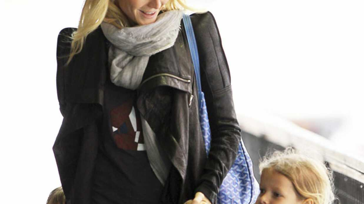 PHOTOS Gwyneth Paltrow se ressource auprès de ses enfants