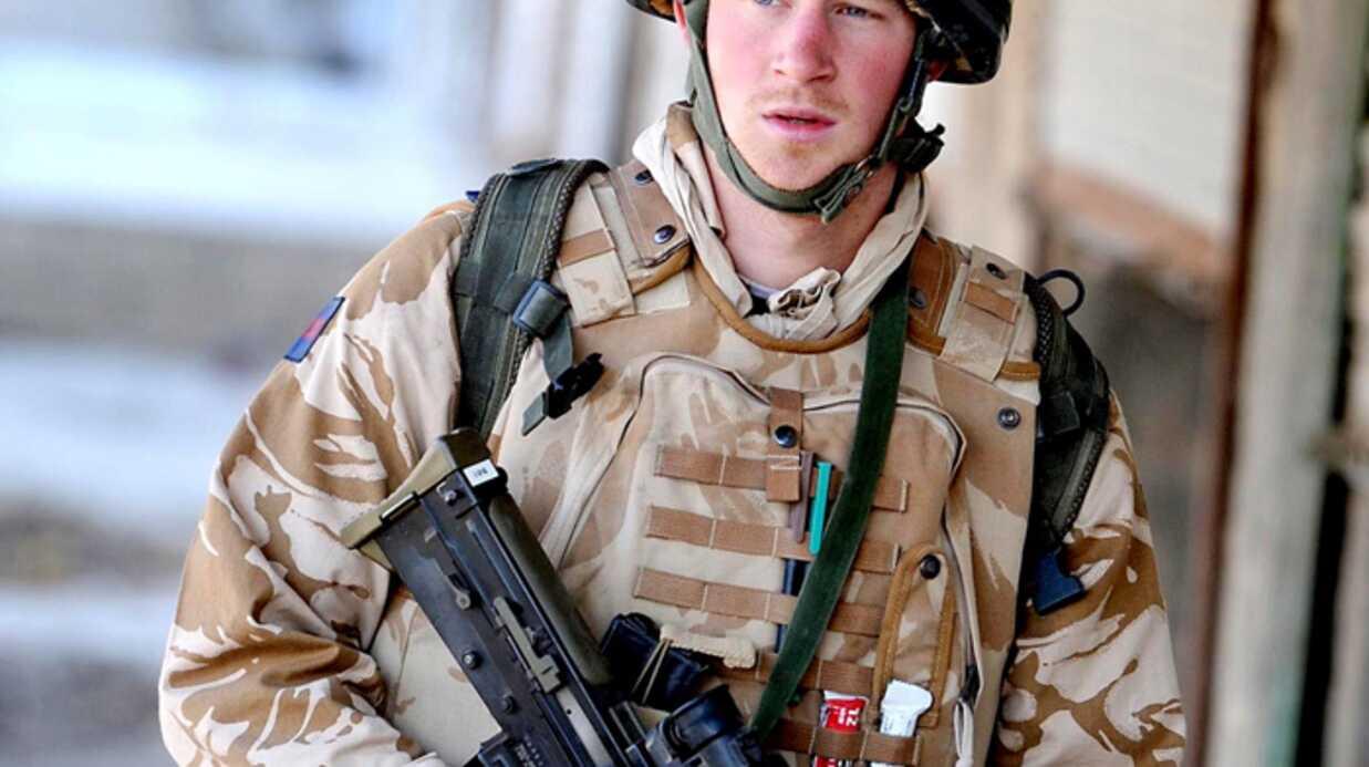 Le Prince Harry Appelez le «Widow six seven»