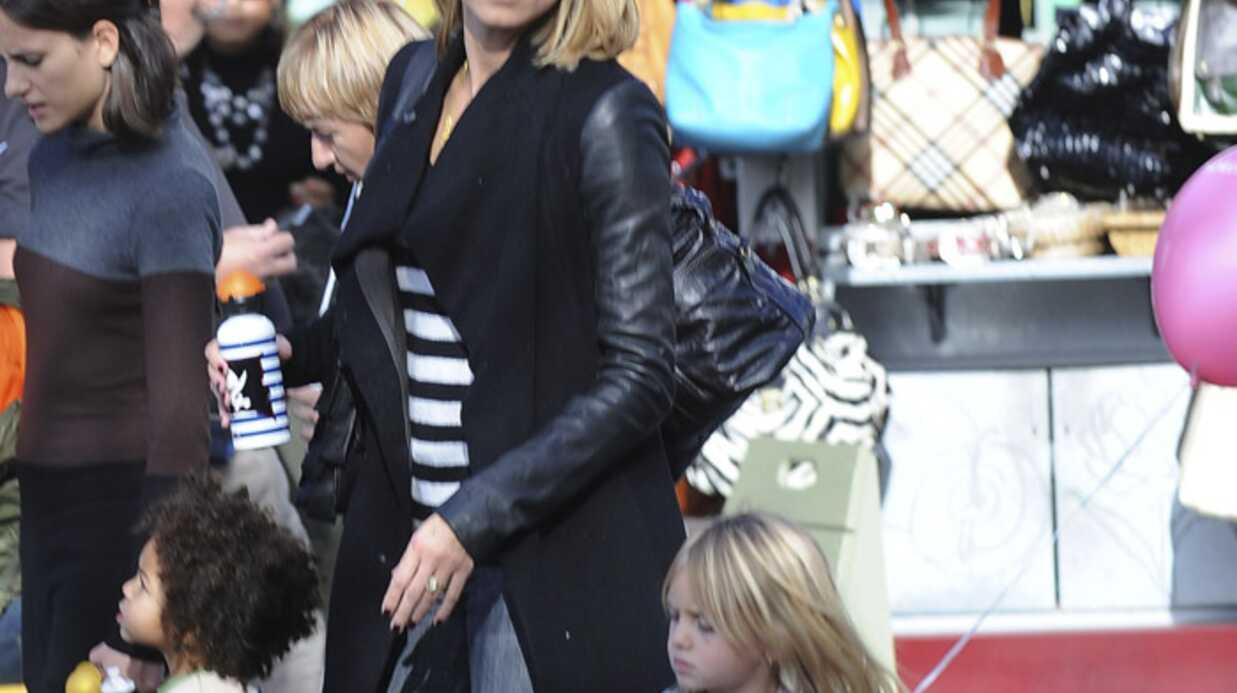 PHOTOS: Heidi Klum et Seal: promenade en famille