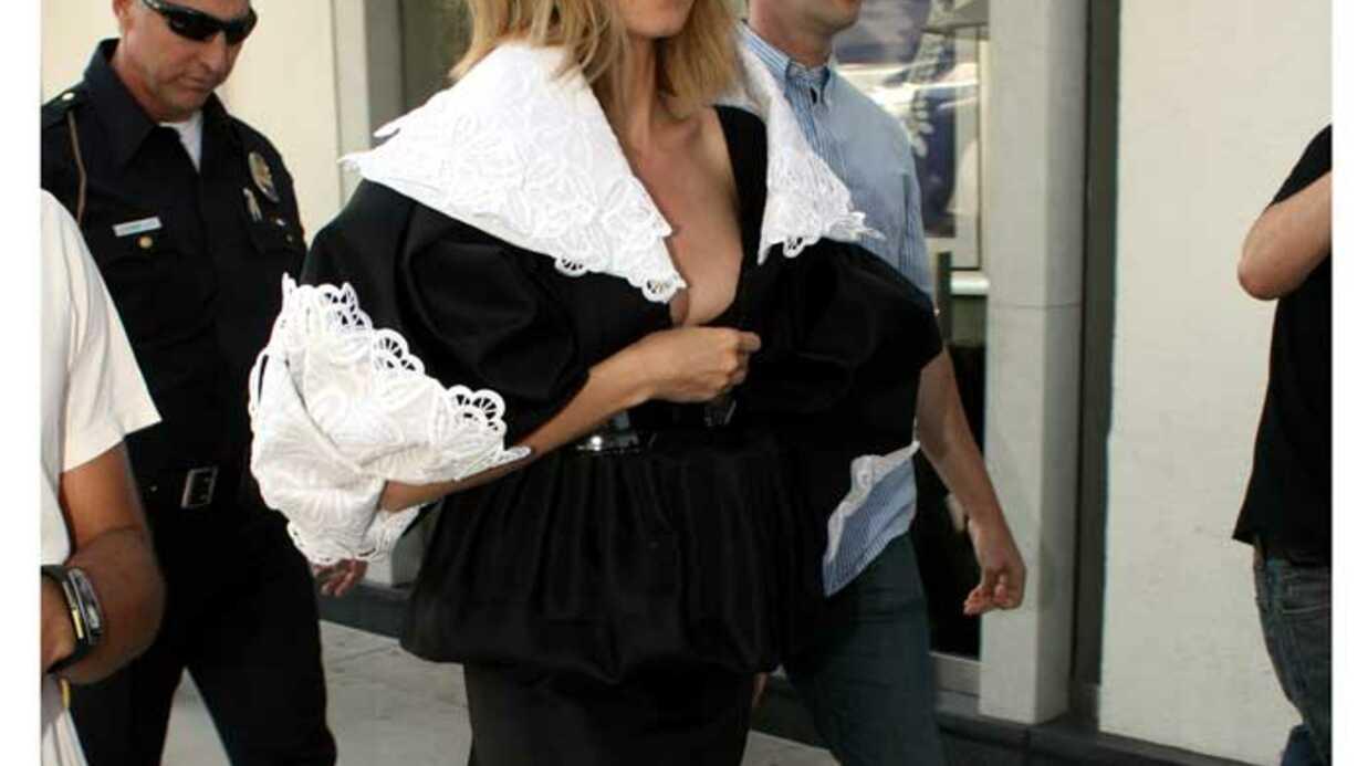 PHOTOS Heidi Klum: une séance photo sexy et glamour