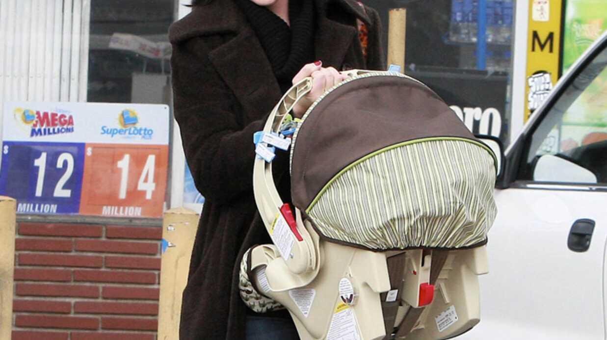 PHOTOS Le nouveau look de Katherine Heigl en brune