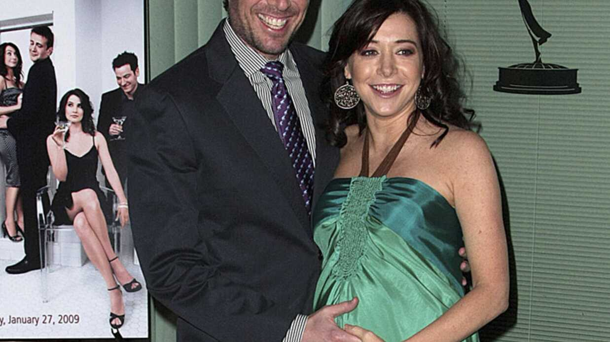 PHOTOS How I Met Your Mother: Alyson Hannigan enceinte