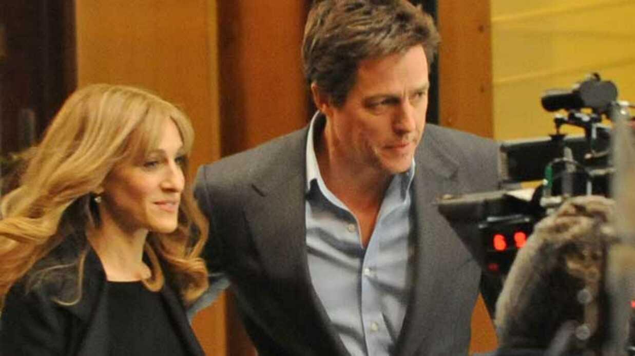 PHOTOS Sarah Jessica Parker et Hugh Grant ensemble à New York