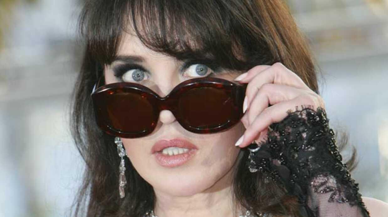 PHOTOS Festival de Cannes: Isabelle Adjani joue la carte des yeux revolver