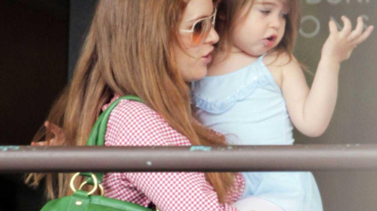 PHOTOS Sacha Baron Cohen et Isla Fisher: bientôt parents