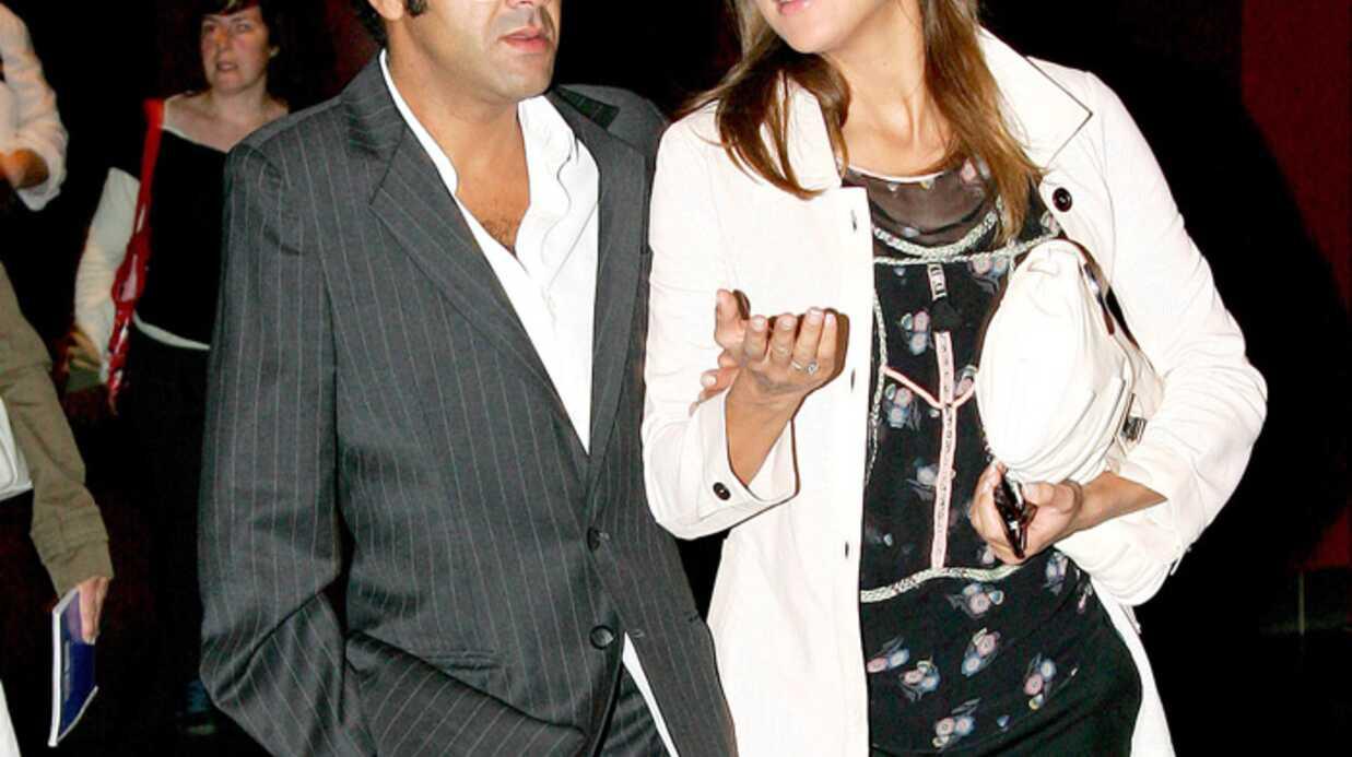 Jamel Debbouze & Mélissa Theuriau Un bien joli couple.
