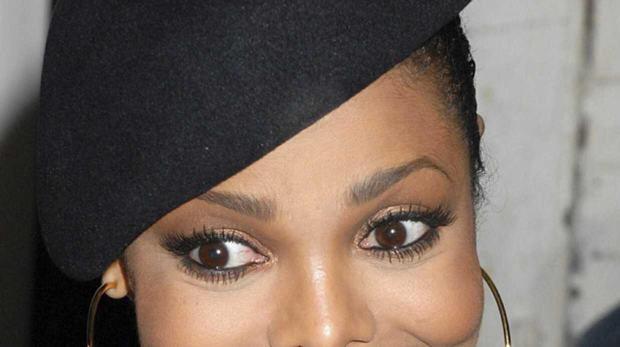 Janet Jackson a volé le look de Carla Bruni