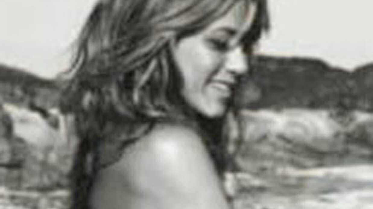 PHOTOS Jennifer Aniston topless pour son parfum Lolavie