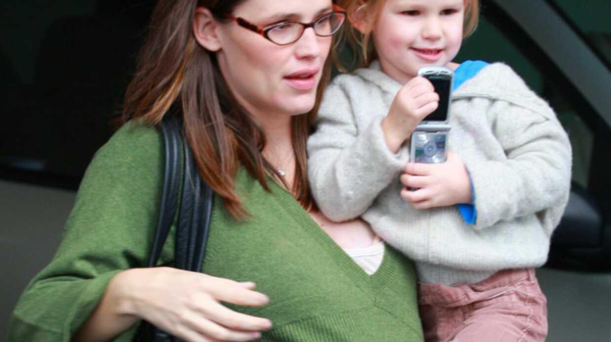 PHOTOS Jennifer Garner enceinte et très ronde