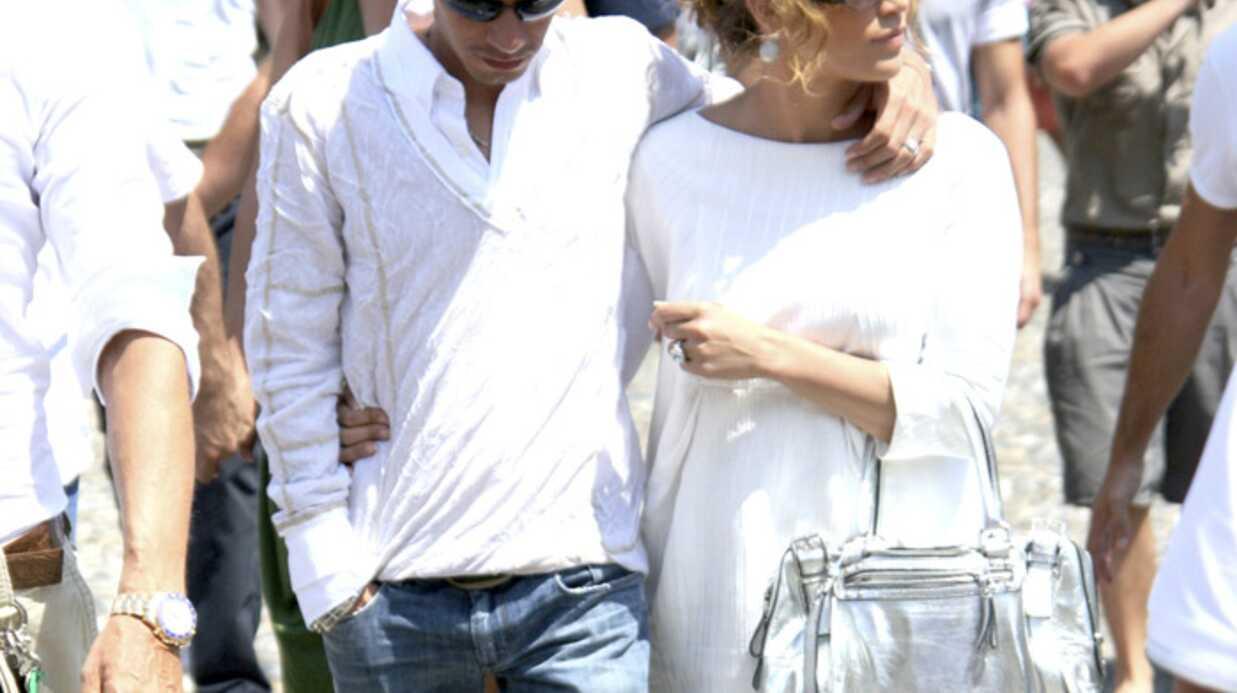 Jennifer Lopez avec son homme en vacances