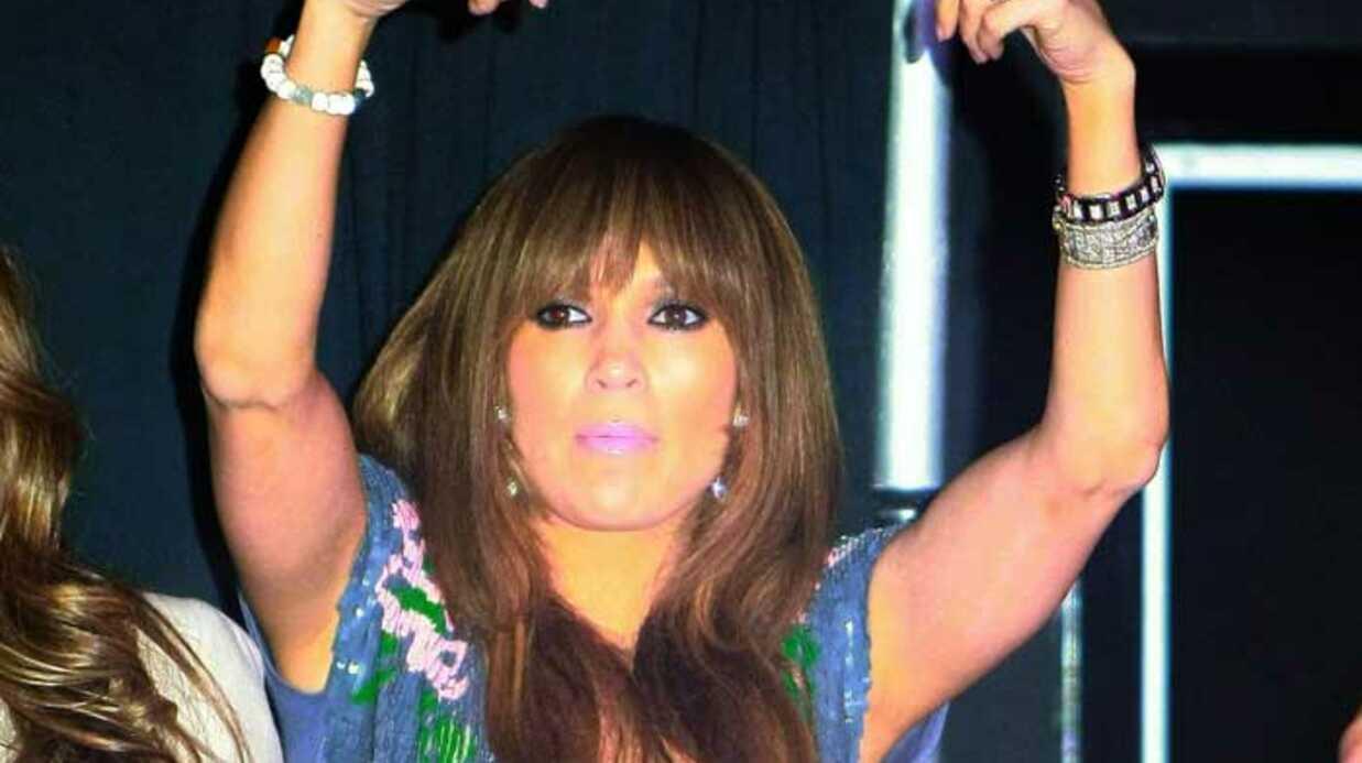 PHOTOS Jennifer Lopez: la première fan de Marc Anthony